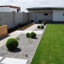 Garten in Halbturn